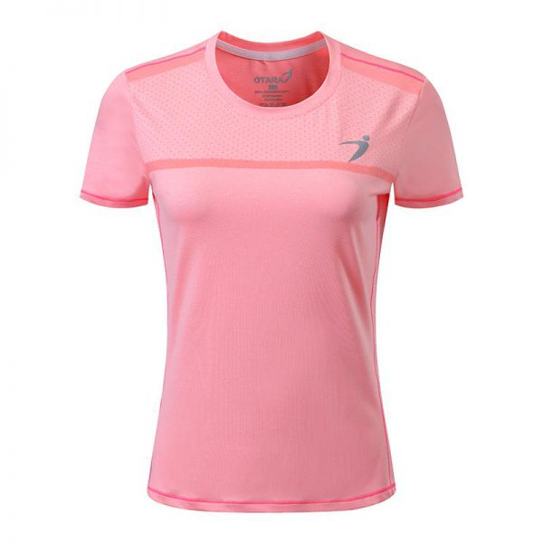 best workout shirt, pink workout shirt